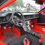 De Tomaso Pantera GT4 Interieur