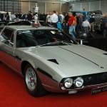 Lamborghini Espada 1968–1978 on a Car Show in Germany