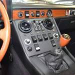 Lamborghini Espada mit 5-Gang Handschaltung