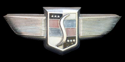 Logo Studebaker Champion 1949