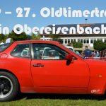 2019 - 27.-Oldtimertreffen Obereisenbach