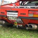 De Tomaso Pantera GT4 Heckansicht by aRi F.