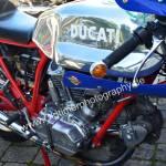 Ducati 900SS Königswelle mit viel Chrome