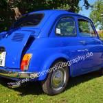 Fiat 500 beim 27. Oldtimertreffen Obereisenbach