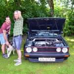 Golf 1 GTI gebaut ab 1975