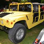 Hummer in Off-road-Bauweise