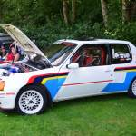 Peugeot 205 im Racing-Look