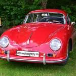 Porsche 356 beim Oldtimertreffen