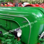 Allgaier Diesel Traktor mit Porsche System in Kressbronn