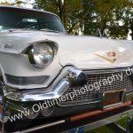 Cadillac Fleetwood auf Autotrailer