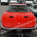 Maserati Indy Frontansicht / front view