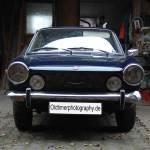 Fiat 850 Coupé Frontansicht