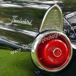 Ford Thunderbird Roadster Heckflosse von 1955