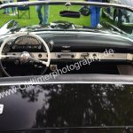 Ford Thunderbird Roadster Interieur 1955