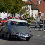 Auto Union 1000 im Stadtrundkurs beim Oldtimerreffen Meßkirch