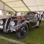 BMW 328 Coupé Chassis-Nr. 85139 Sonderkarosserie von Ohlinger restauriert