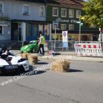 BMW Auer mit einem Spezial-Roadster