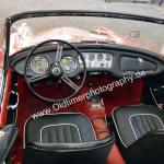 Daimler SP 250 Interieur