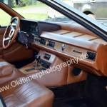 Maserati Quattroporte III Interieur komplett mit italienischem Leder und Wurzelholz ausstaffiert