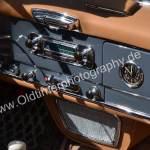 Mercedes-Benz 190 SL mit Radio Becker Mexico nur gegen Aufpreis