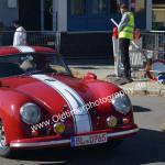 Porsche 356 A Carrera GT im Drifting- Meßkirch