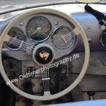 Porsche 550 Spyder Interieur