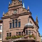 Rathaus Meßkirch, allein schon die Altstadt ist eine Rese wert und das Schloß Meßkirch sowieso