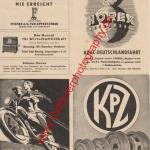 Auto Werbung diverse von 1952