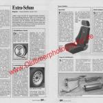 Autozulieferer Werbung 50. IAA Frankfurt Auto Motor & Sport 19/1983