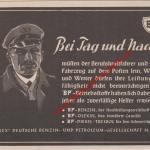 BP Werbung 1937