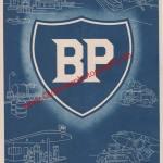 BP Werbung von 1950