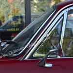 Jaguar XJ6 Serie 1 A-Säule