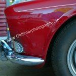 Jaguar XJ6 Frontdetail vorne