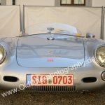 Porsche 550 Spyder front view