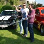 Ford Mustang beim Oldtimertreffen in Kressbronn