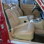 Jaguar XJ6 Serie 1 Fahrgastzelle vorn