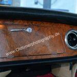 Jaguar XJ6 Serie 1 verschließbares Ablagefach oben