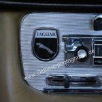 Jaguar XJ6 mit speziellem Jaguar-Logo in der Blende