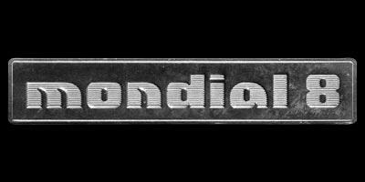 Logo Ferrrari Mondial 8 (1980–1989)