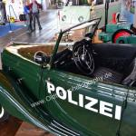Mercedes-Benz 170 V Polizeiwagen