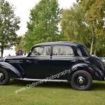 Mercedes-Benz 170 V W 136 in klassisch, schwarzer Farbe