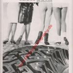 Pirelli Wieviel Reifen braucht ihr Auto in der Zeitung Pardon November 1965