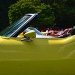 Chevrolet Corvette C3 Convertible Detailansicht