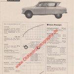Citroen Ami 6 Motor-Rundschau 13-1961 Seite 453