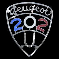 Logo Peugeot 202