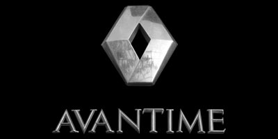 Logo Renault Avantime (2001-2003)