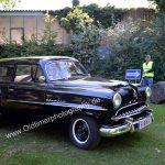 Opel Olyympia Rekord Caravan in schwarz