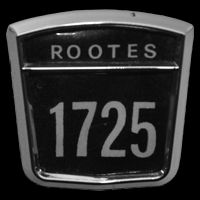 Logo Sunbeam Rootes 1725