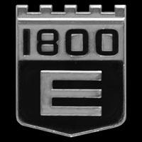 Logo Volvo P1800 E (1969–1972)