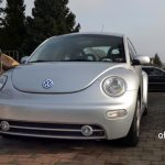VW New Beetle Frontansicht